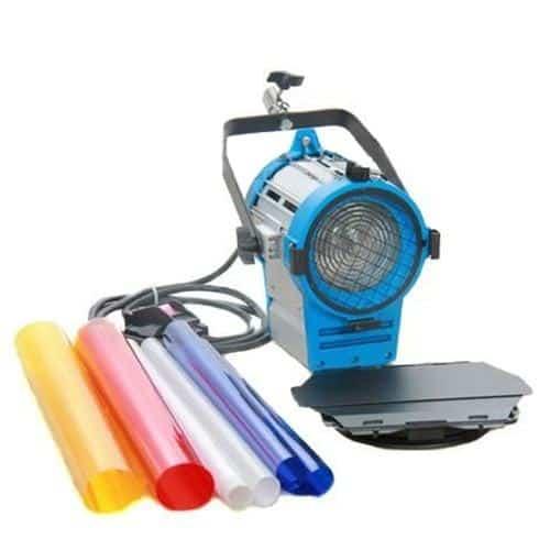 CAME-TV Kit 3x 300/500W fresnelový reflektor