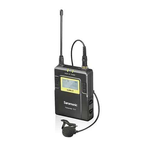 Saramonic UwMic9 mikroport vysielač