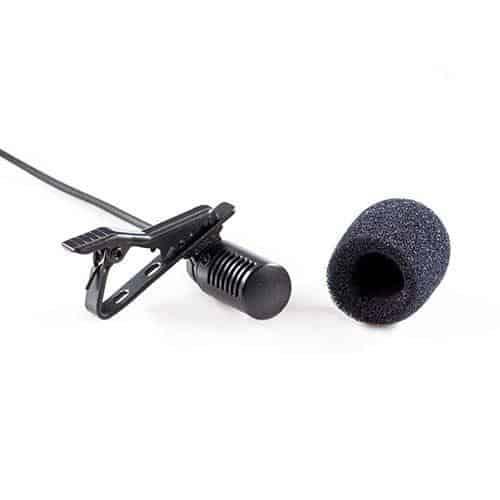 Saramonic XMS2 lavalierový stereo mikrofón