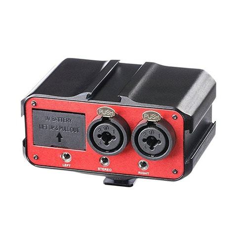 Saramonic PAX1 audio adaptér