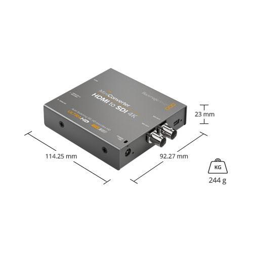 Blackmagic Mini Converter HDMI to SDI 6G