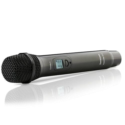 Prenájom - Saramonic UwMic9 bezdrôtový mikrofón