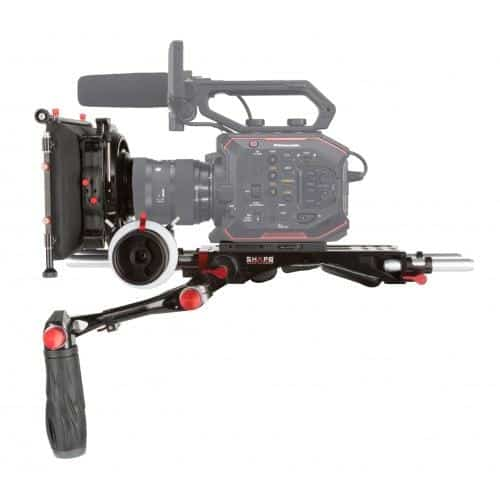 SHAPE EVA1 BASEPLATE FOLLOW FOCUS MATTE BOX KIT