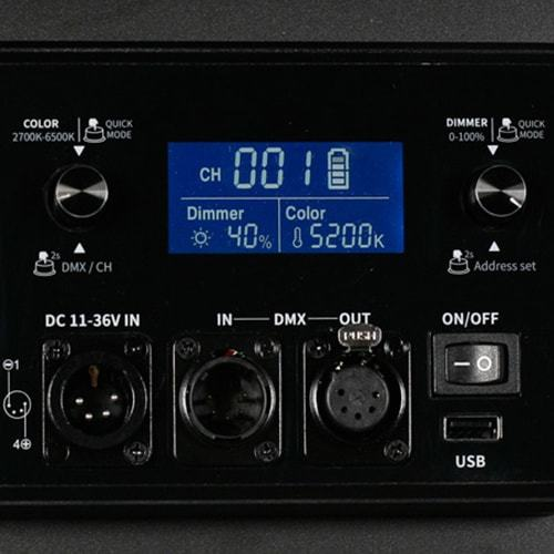 SWIT PL-E60D 3KIT with DMX support