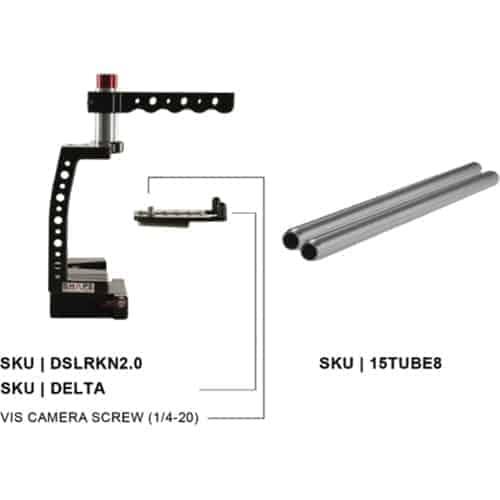 DSLR KIRK NEFF 2.0 CAGE