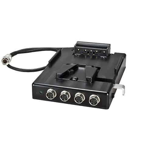 Ambient VPAK II V-mount Hirose napájací adaptér