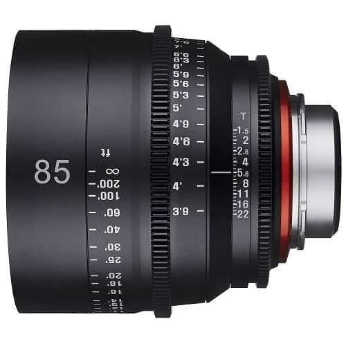 XEEN 85 mm T1.5 CINE - PL