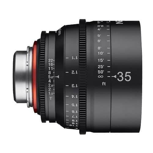 XEEN 35 mm T1.5 CINE - PL