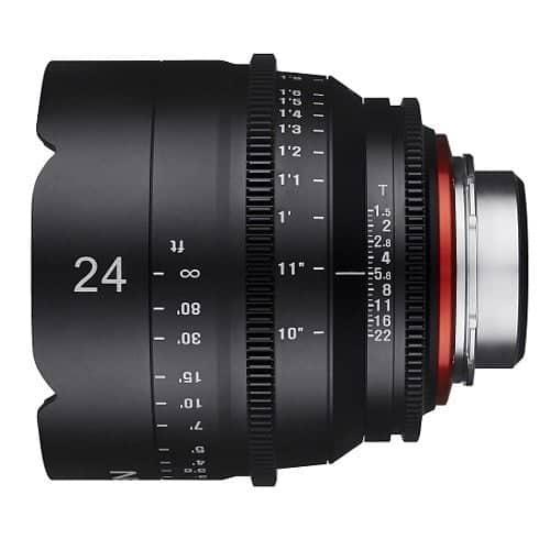 XEEN 24 mm T1.5 CINE - PL