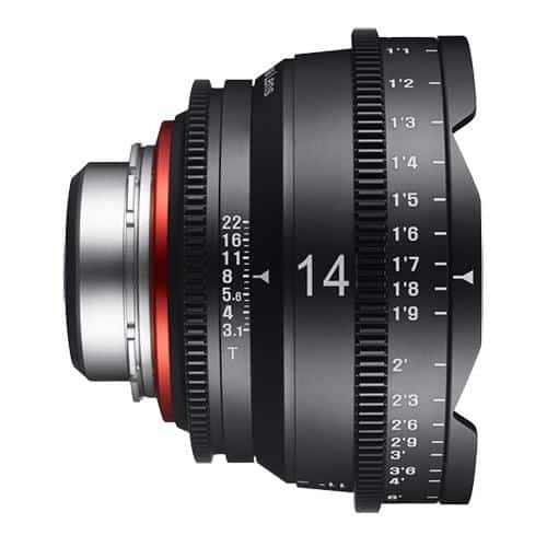 XEEN 14 mm T3.1 CINE - PL