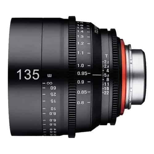 XEEN 135 mm T2.2 CINE - PL