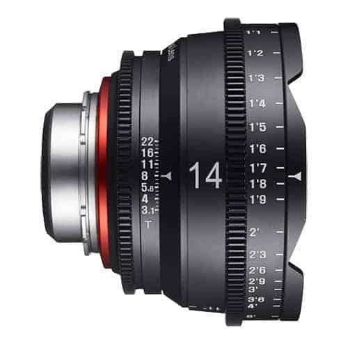 XEEN 14 mm T3.1 CINE - MFT
