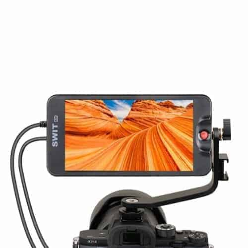 "SWIT CM-55C 5,5"" Full HD 4K-HDMI monitor pre DSLR"