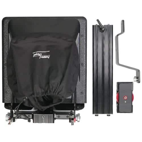 "PrompterPeople ProLine Plus 17 teleprompter so 17"" LCD (400 nit)"