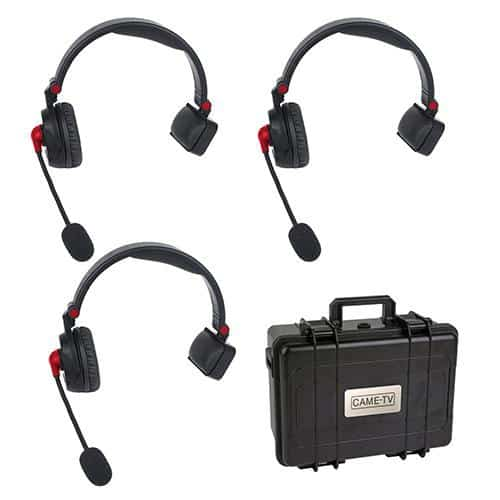 CAME-TV Waero Headset 3 KIT bezdrôtový intercom
