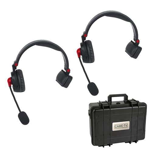 CAME-TV Waero Headset 2 KIT bezdrôtový intercom