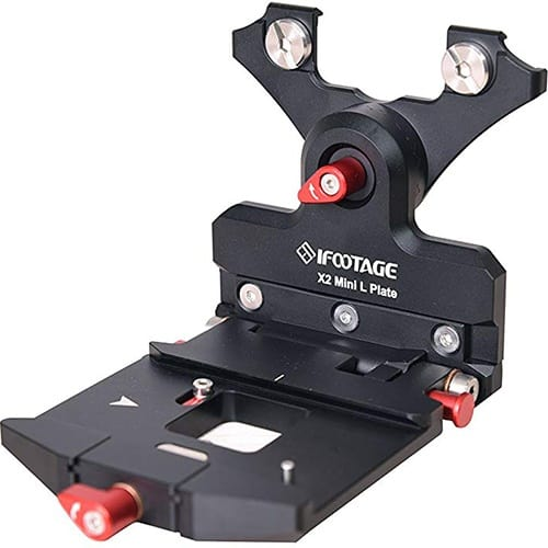 iFootage Shark Slider L-Plate for X2 Mini Motion Control Head