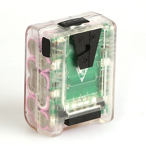 SWIT PB-M98SE transparentná mini V-mount batéria (limitovaná edícia)