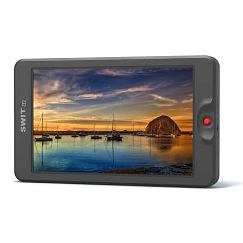 "SWIT CM-S75F 7"" High Bright 4K HDMI & 3G-SDI Monitor"