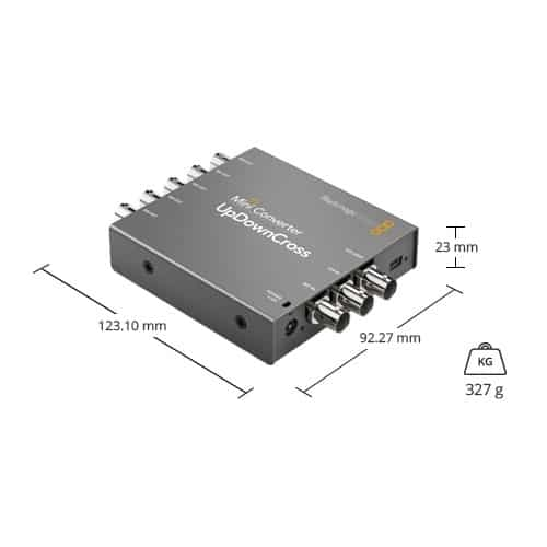 Blackmagic Mini Converter UpDownCross HD