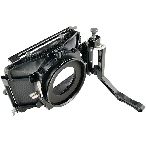 CAME-TV DSLR Rigs Carbon Fiber 4 X 4 Matte Box MB-02