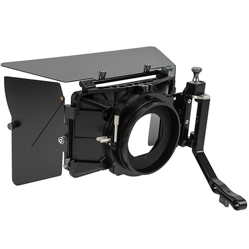 CAME-TV DSLR Rigs ABS 4 X 4 Matte Box
