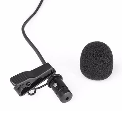 Saramonic XLavMic-C klopový (lavalierový) mikrofón s XLR so kardioidnou charakteristikou