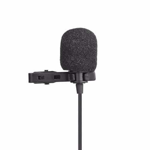 Saramonic LavMicro-S stereo klopový (lavalierový) mikrofón pre smartfóny a DSLR