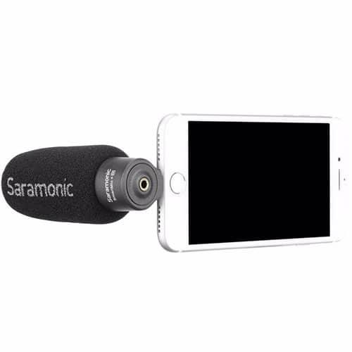 Saramonic SmartMic+ Di mikrofón pre iPhone/iPad s kardioidnou charakteristikou