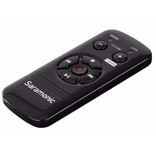 Saramonic RC-X diaľkový ovládač pre Zoom a SONY rekordéry