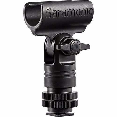 Saramonic SR-SMC1 úchyt pre shotgun mikrofóny