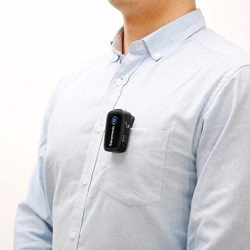 Saramonic Blink 500 TX Bezdrôtový 2,4 GHz vysielač