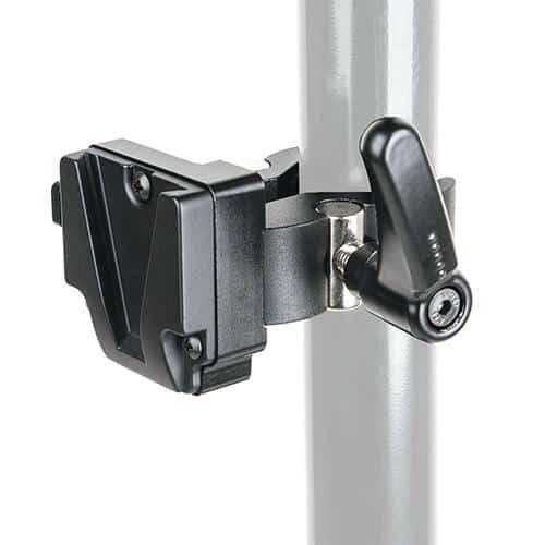 CAME-TV V-CLAMP, adapter/úchyt pre batérie s V-mount úchytom na tyč
