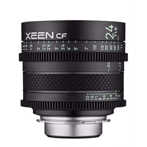 XEEN CF 24 mm T1.5 FF CINE - PL