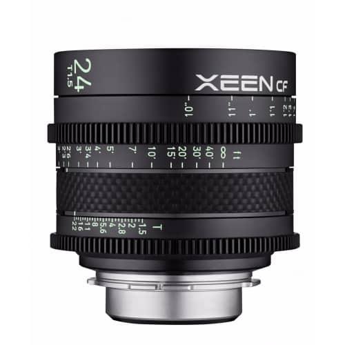 XEEN CF 24 mm T1.5 FF CINE - E