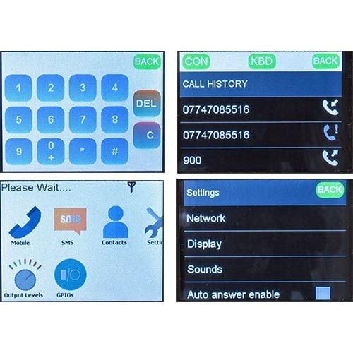 Glensound GS-MPI005HD MKII 4G/LTE telefónny hybrid s 2x modulom