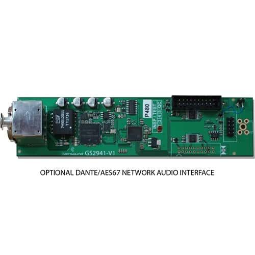 Glensound GS-MPI005HD MKII NC Dante/AES67 modul