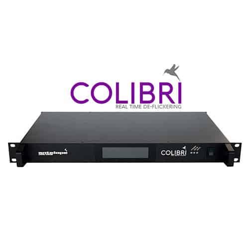 Antelope COLIBRI real-time deflicker 70 - 800 fps