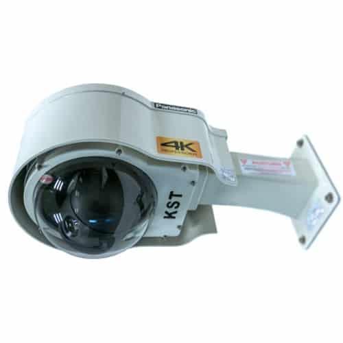 KST-OH70WM-S outdoor úchyt pre PTZ kamery Panasonic HE40/UE70, SDI + 240VAC, na stenu