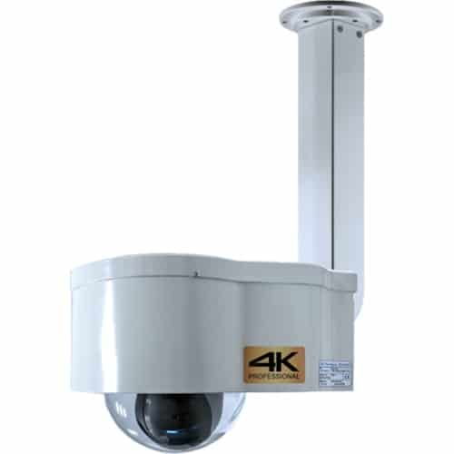 KST-OH70CM-POE outdoor úchyt pre PTZ kamery Panasonic HE40/UE70, SDI + PoE, na strop