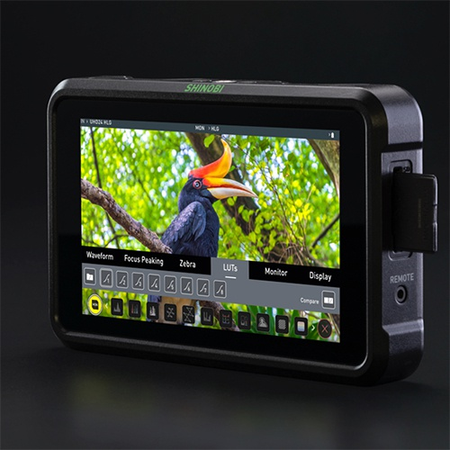 "Atomos Shinobi HDMI 5"" 1000-nit 4K-HDMI monitor"