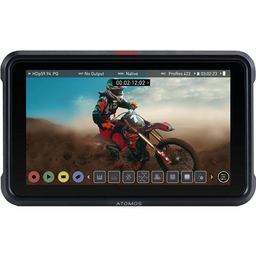 """Atomos Ninja V 5"""" 4K HDR monitor s rekordérom"""