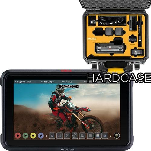 "Atomos Ninja V 5"" 4K HDR monitor s rekordérom HC KIT"