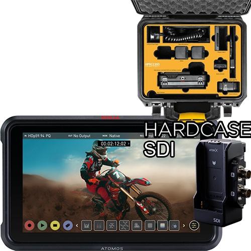 "Atomos Ninja V 5"" 4K HDR monitor s rekordérom SDI HC KIT"