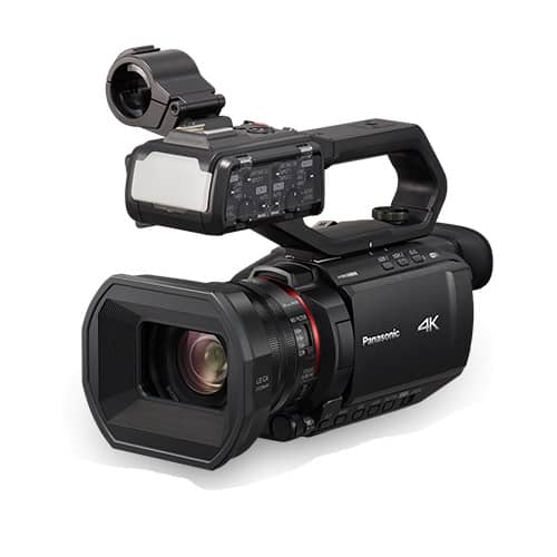Panasonic AG-CX10 4K P2HD kamera