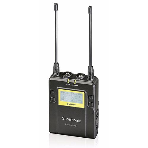 Saramonic UwMic9 RX prijímač pre UwMic9 system