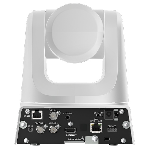 Panasonic AW-UE100W 4K robotická PTZ kamera s NDI a SRT