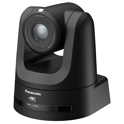 Panasonic AW-UE100K 4K robotická PTZ kamera s NDI a SRT