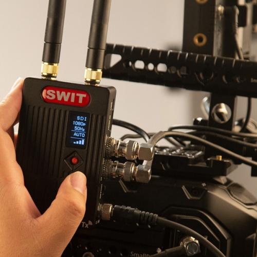 SWIT FLOW10K SDI&HDMI 3 km No-Delay Wireless System