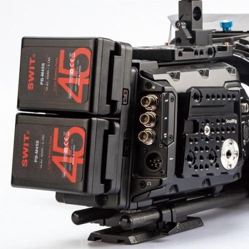 SWIT PB-M45S ultra-kompaktná mini V-mount batéria